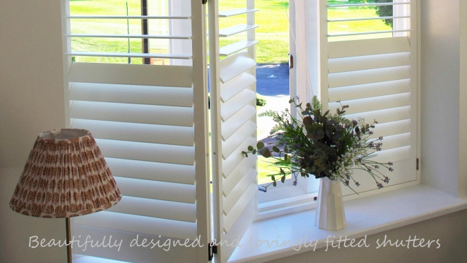 wooden-shutters-Bishop's Stortford